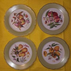 Vintage -  Limoges France Decorative Plates